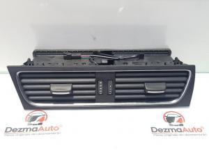 Grila aer bord centrala, Audi A4 (8K2, B8) cod 8T1820951C (id:372425)