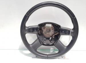 Volan piele cu comenzi, Audi A4 (8K2, B8) (id:372902)