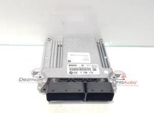 Calculator motor, Bmw 1 (E81, E87) 2.0 d, 204D4, cod 7798179, 0281012502 (id:358766)