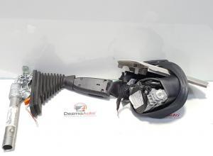 Centura stanga fata cu capsa, Nissan Qashqai, cod 86885JD010 (id:372795)