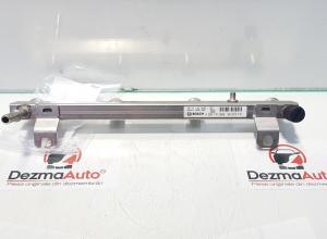 Rampa injectoare, Opel Astra J, 1.4 b, A14XER, cod 55572731 (id:375591)