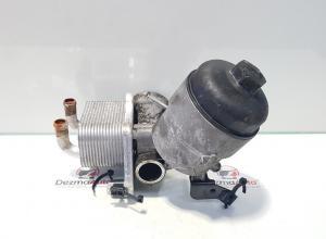 Carcasa filtru cu racitor ulei, Opel Astra H, 1.7 cdti, Z17DTH (id:375584)