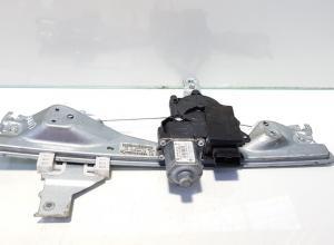 Macara cu motoras stanga spate, Peugeot 308 SW, cod 9680979080 (id:377846)