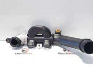 Tub intercooler, Peugeot 307, 1.6 hdi, 9HX, cod 9653778480B (id:377367)