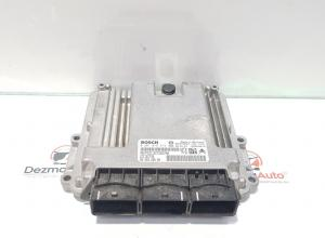 Calculator motor, Peugeot 407 SW, 2.2 hdi, 4HT, cod 9665926880, 0281015514