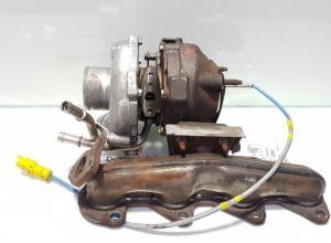 Turbosuflanta, Nissan X-Trail (T31), 2.0 dci, M9RD8G8, cod 8200638766