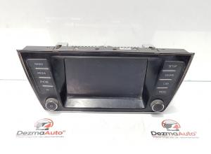 Display bord, Skoda Fabia 3 Combi (NJ5) cod 6V0919604