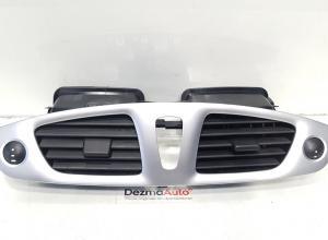 Grila aer bord centrala, Renault Scenic 3, cod 682600031R (id:380193)