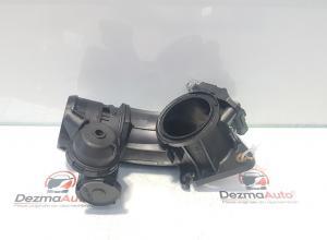 Clapeta acceleratie, Peugeot 807, 2.0 hdi, RHR, cod 9657522480