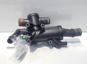 Corp termostat, Peugeot 607, 2.0 hdi, RHR, cod 9656182980
