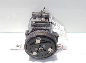 Compresor clima, Peugeot 407 SW, 1.6 hdi, 9HZ, cod 9651911480