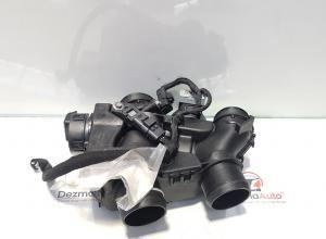 Clapeta acceleratie, Peugeot 206 CC, 1.6 hdi, 9HZ, cod 9657485480