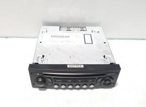 Radio cd cu mp3, Peugeot 3008, cod 9666959577 (id:381716)