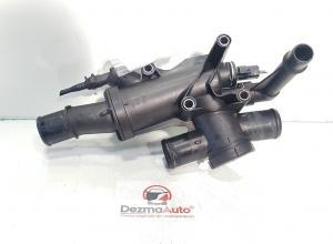 Corp termostat Peugeot 407 SW 2.0 hdi, 9656182980 (id:382697)