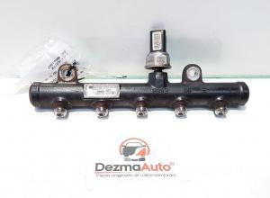 Rampa injectoare 9681649580, Peugeot 407 SW, RHR, 2.0hdi (id:381889)