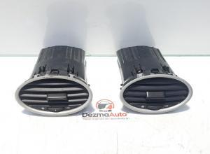 Grile aer bord centrale, Ford Focus 2 (DA) cod 6N41-A014L21-CA (id:385453)