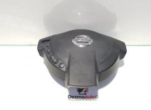 Airbag volan Nissan Qashqai 1.5 dci, K9KA636, 98510JD18E (id:386756)