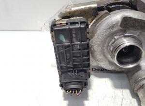 Actuator turbo, Ford Focus 2 (DA) 1.8 tdci, cod 6NW009206 (id:386419)
