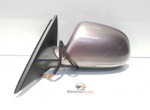 Oglinda electrica stanga cu semnalizare, Skoda Superb II Combi (3T5) (id:387783)