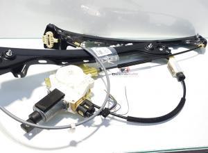 Macara cu motoras stanga fata, Bmw 3 Coupe (E92) cod 7193455(id:388175)