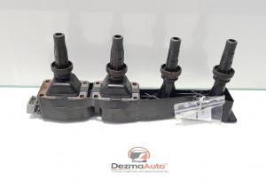 Bobina inductie, Peugeot 307, 1.6 benz, NFU, 9636337880 (id:388985)