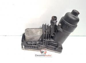 Carcasa filtru ulei cu racitor, Bmw 3 Gran Turismo (F34), 2.0 diesel, N47D20C, 170377932