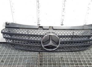 Grila bara fata cu sigla, Mercedes Vito Autobus (W639) cod A6398800185 (id:389733)