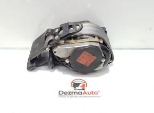 Centura stanga fata cu capsa, Audi A6 Allroad (4FH, C6), 4F0857705A