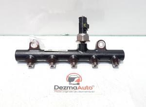 Rampa injectoare, Peugeot Expert (II) Platforma, 2.0 hdi, RHR, 9656391180