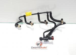 Rampa retur injectoare, Renault Grand Scenic 4, 1.5 dci, K9KF646, 166714557R