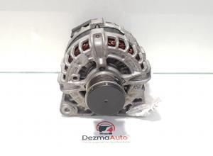 Alternator, Renault Megane 4, 1.5 dci, K9KF646, 231004EA0A