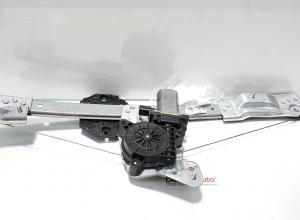 Macara cu motoras stanga fata, Dacia Sandero 2, 807213282R (id:391232)