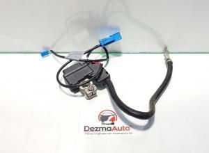 Borna baterie minus cu senzor, Bmw 1 (E81, E87) 2.0 d, 6112-9184208-02 (id:392404)