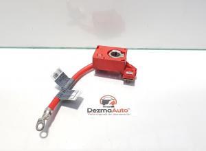 Borna baterie plus cu senzor, Bmw 1 (E81, E87)  2.0 d, N47D20A, 9130879 (id:392403)