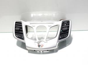 Grila centrala aer bord, Ford Fiesta 6, 8A61-18A802-AGVW (id:394045)