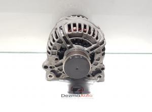 Alternator, Chrysler Sebring (JS), 2.0 crd, ECD, 0124525128 (id:394672)