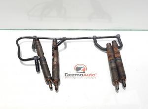 Injector, Renault Megane 2, 1.5 dci, K9K722 (id:395265)