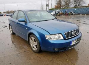 Dezmembram Audi A4 (8E2, B6), 2.0 benz, ALT