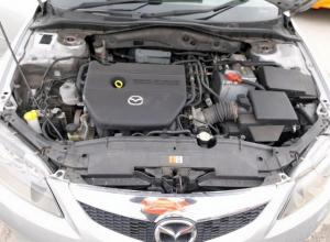 Dezmembram Mazda 6 (GG), 2.2 benz