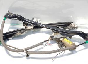 Macara cu motoras dreapta fata, Ford Focus 1, XS4123200 (id:397634)