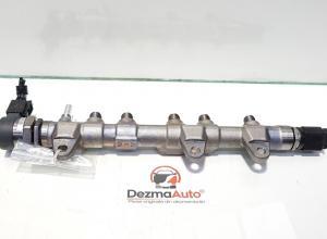 Rampa injectoare cu senzori, Bmw 4 Gran Coupe (F36), 2.0 d, B47D20A, 8514154-02