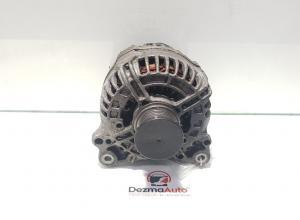 Alternator, Audi A4 (8K2, B8) 2.0 tdi, CAG, 03G903016E (id:398359)