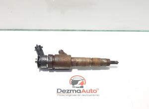 Injector, Peugeot 308 (II), 1.6 hdi, 9H06, 0445110340