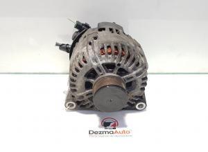Alternator, Peugeot 307, 1.6HDI, 9646321780 (id:397393)