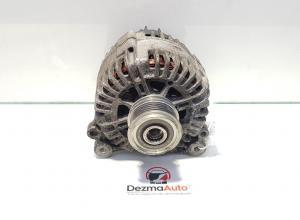 Alternator, Audi A4 (8E2, B6) 1.9TDI, AVF, 06F903023H (id:397400)