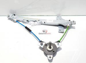 Macara manuala dreapta spate, Peugeot 208, 9673153880 (id:398683)
