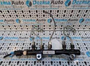 Rampa injectoare 9685297580, Ford B-Max, 1.5tdci, UGJC
