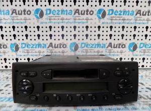 Radio casetofon 735299651, Fiat Doblo 2001-2010 (id.167530)