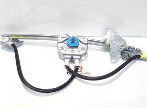 Macara manuala dreapta spate, Peugeot 307 SW [Fabr 2002-2008] (id:408276)