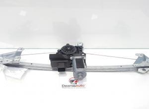 Macara cu motoras dreapta spate GM13132232, Opel Zafira B (A05) [Fabr 2006-2011] (id:411708)